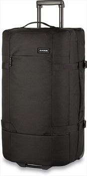 Dakine Split Roller EQ Wheelie Bag Suitcase, 100L All Black