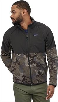 Patagonia Better Sweater Shelled Fleece Jacket, M River Delta/Grey