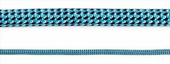 Black Diamond 8.5 Dry Rock Climbing Rope - 60m, Ultra Blue