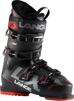 Lange LX 90 Ski Boots, 28/28.5 Black/Red 2020