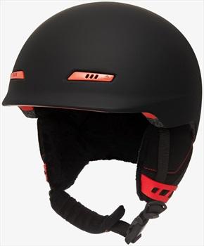 Quiksilver Play Ski/Snowboard Helmet, L Black