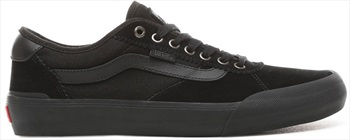 Vans Chima Pro 2 Suede Skate Shoes, UK 11 Blackout