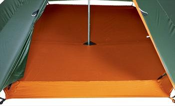 Nigor WickiUp 3 Footprint Lightweight Tent Groundsheet, Burnt Orange