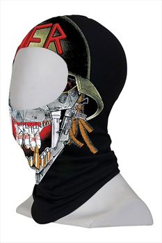 686 Granite Slayer Collaboration Ski/Snowboard Balaclava, Black
