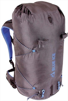 Blue Ice Dragonfly 45L Ultralight Alpine Backpack, 45L Black