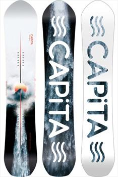 Capita The Equalizer JK Women's Hybrid Camber Snowboard, 150cm 2020