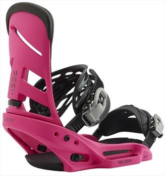 Burton Mission EST Snowboard Bindings, Small Pink 2019
