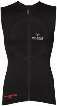 Forcefield Pro Vest X-V 1 Upper Body Armour, L Black 2020