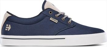 Etnies Adult Unisex Jameson Preserve Skate Shoes, UK 9.5 Navy/Tan