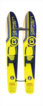 "O'Brien Wakestar Junior Combo Waterski, 46"" Yellow Blue 2020"