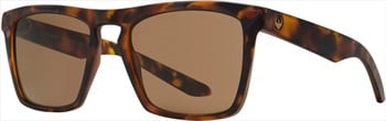 Dragon Drac Purple/Bronze Lens Sunglasses, Matte Tortoise
