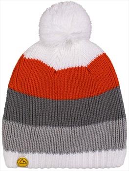 La Sportiva Pluton Beanie Ski and Snowboard Bobble Hat, Pumpkin
