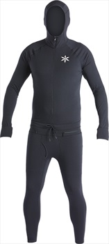 Airblaster Classic Ninja Suit Thermal Base Layer, S Black