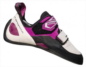 La Sportiva Katana Women's Rock Climbing Shoe: UK 2.5 | EU 35, Purple