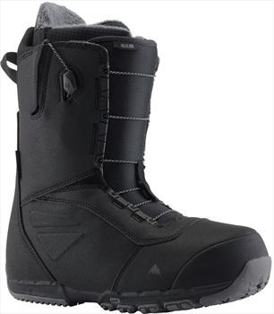 Burton Ruler Wide Men's Snowboard Boots, UK 11 Black 2020