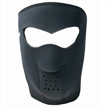 Demon Neoprene Head Guard DS5107 Ski/Snowboard Face Mask S Black