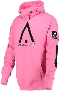 Wearcolour Bowl Ski/Snowboard Technical Hoodie XXS Post-It Pink