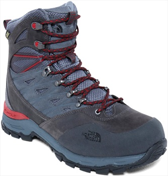 The North Face Hedgehog Trek GTX Hiking Boots, UK 13 Grey/Red