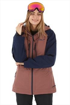Armada Stadium Insulated Womens Ski/Snowboard Jacket, S Mauve