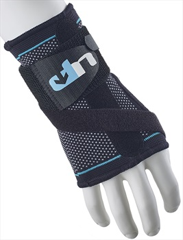 Ultimate Performance Advanced Wrist Support With Splint, M Black
