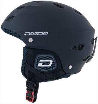 Dirty Dog Orbit Snowboard/Ski Helmet, M Matte-Black