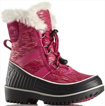 Sorel Youth Tivoli II Kid's Winter Boots UK Child 7 Pink