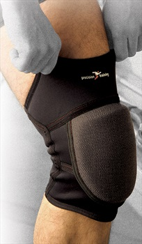 Precision Neoprene Padded Knee Support XL Black