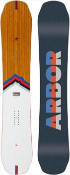 Arbor Shiloh Positive Camber Snowboard, 162cm 2020