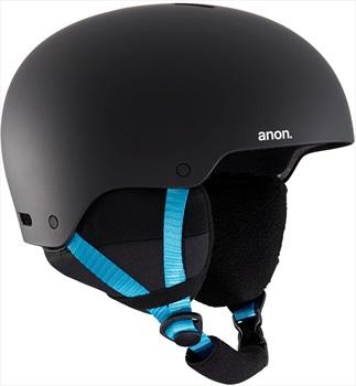 Anon Raider 3 Ski/Snowboard Helmet, XL Black Pop