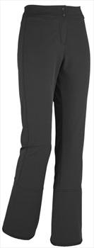 Eider Notting Hill Women's Softshell Ski/Snowboard Pants, XS Black