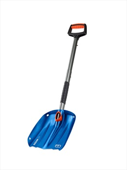 Ortovox Kodiak Extendible Avalanche Snow Shovel, Safety Blue