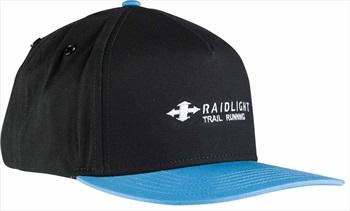 Raidlight Trucker Cap, Black/Blue