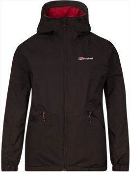 Berghaus Deluge Pro Women's Insulated Jacket, XL Jet Black