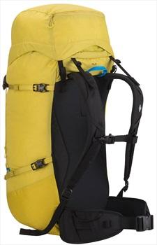 Black Diamond Speed 50, 50 Litres, Top-loading Backpack, S-M Sulfur