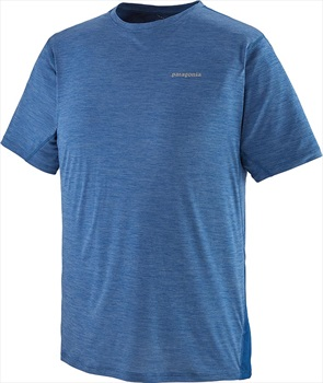 Patagonia Airchaser Trail Running T-Shirt, L Superior Blue