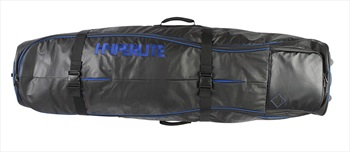 Hyperlite Deluxe Wheelie Wakeboard Bag, Standard Black Blue