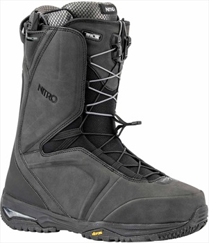 Nitro Team TLS Snowboard Boots, UK 8 Black