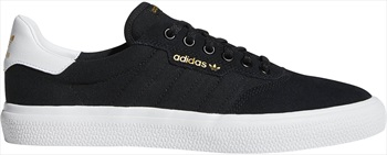 Adidas 3MC Men's Trainers Skate Shoes, UK 13 Black/White