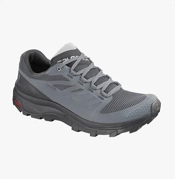 Salomon Womens Outline Gtx Women's Hiking Shoe, Uk 5.5 Blue/Black