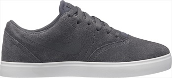 Nike SB Check Suede Skate Shoes Women's/Kids' Trainers UK3.5 Dark Grey