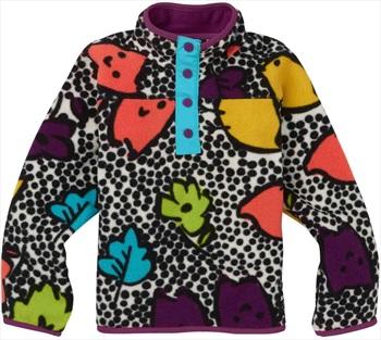 Burton Kid's / Toddler Spark Fleece Anorak, 4T Hoos There