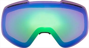 Nike SB Khyber Snowboard/Ski Goggle Spare Lens, Green Ionized