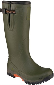 Viking Trophy II Wellington Boots Men's Wellies, UK 13 Green