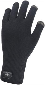 SealSkinz All Weather Ultra Grip Gloves, L Black