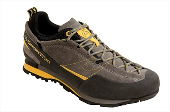 La Sportiva Boulder X Approach/Walking Shoes, UK 12, EURO 47 Grey