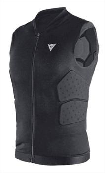 Dainese Mens Soft Flex Hybrid Armour Vest, M Black