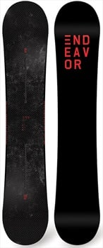 Endeavor Live Positive Camber Snowboard, 155cm 2019