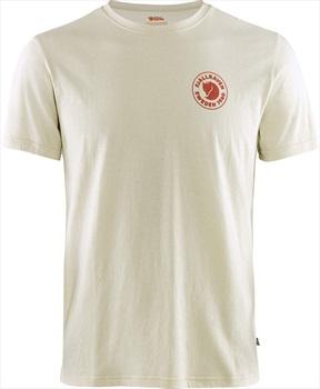 Fjallraven 1960 Logo Short Sleeve Graphic T-Shirt, S Chalk White