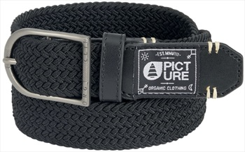 Picture Hollyday Belt, One Size Black