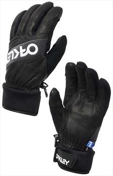 Oakley Factory Winter 2 Ski/Snowboard Gloves S Blackout